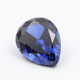 High quality blue synthetic raw sapphire gemstones rough gemstones for sale