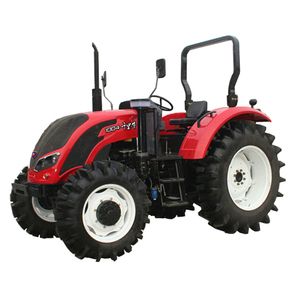 qianli low price 4 WD Chinese engine 100 hp tractor with rubber tracks