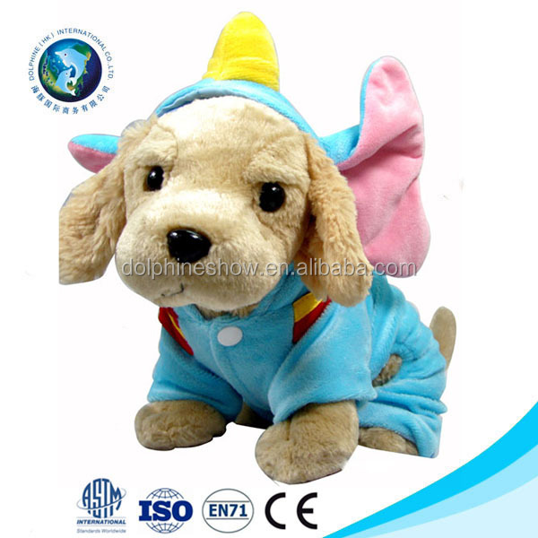 Pet Apparel Elephant Cosplay Costume For Dog Cute Pet Clothes