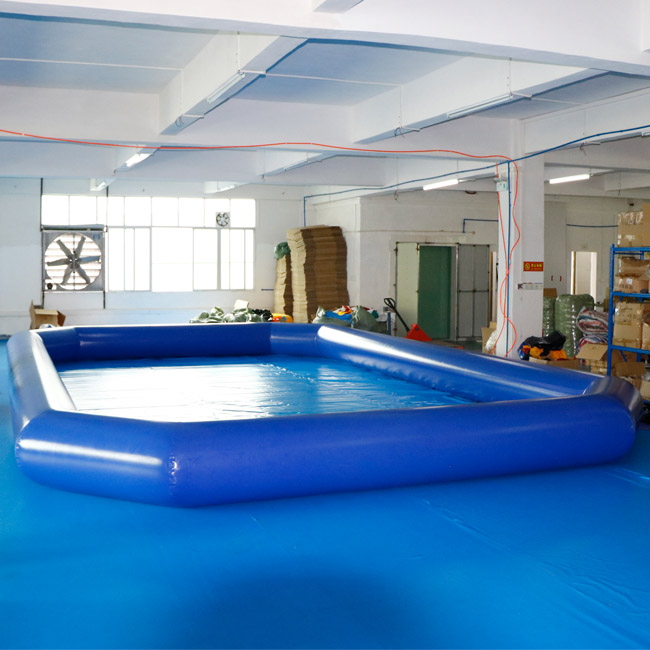 Factory Price Customized Design 10x6m 0.65mm Pvc Inflatable Water Swimming  Pool Float Kids Inflatable Paddling Pool - Buy Hot Sale Inflatable Water ...