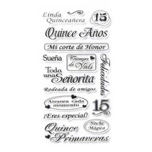 Popular Greeting Clear Stamps For Cardmaking Party Supplies