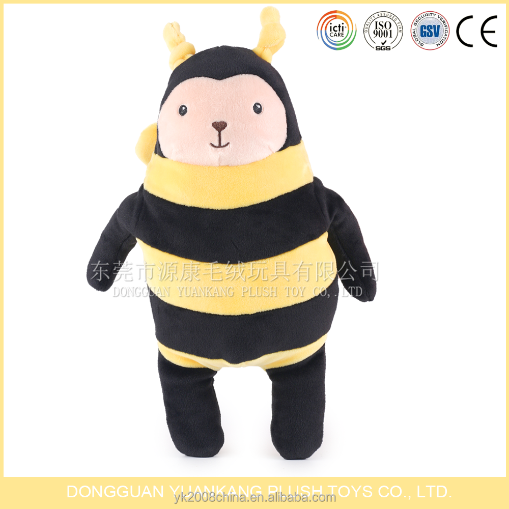 Bumble bee plush stuffed toys