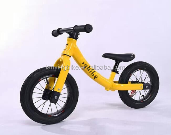 alibaba china factory cheap price walking bike/12 inch kids balance bike tires with EVA air