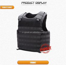 Tactical Bulletproof vest with MOLLE NIJ 0101.06 Certified good quality best price