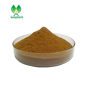 Professional supplier natural l theanine 12% green tea extract