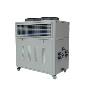 China Manufacturer Air Cooled Industrial Water Chiller For Printing Machine
