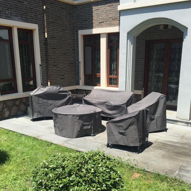 Patio Waterproof Oxford Fabric Garden Furniture Cover