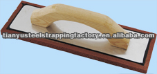 300x100mm wooden handle rubber grout float