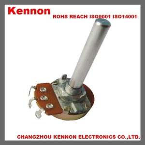 b504 rotary potentiometers for behringer equipments fan speed soldering machine welding machine 45mm shaft