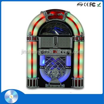 Usb Sd Insert Portable Digital Jukebox Cd Player Mp3 Aux Bluetooth