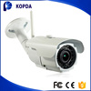 Compression mode H.264 wireless outdoor ip camera with alarm