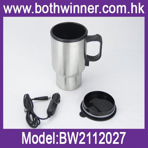 Car plug electric mug h0tT2 smart electric cup for sale