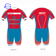 China Factory Custom Quick Dry One Stück <span class=keywords><strong>Skate</strong></span> Anzug Track Sportswear Sublimation Kurzarm Inline Speed Skating <span class=keywords><strong>Haut</strong></span> Anzug