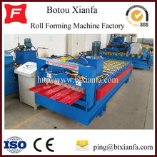 Supply Conventional Aluminium Roofing Sheet Roll Forming Machine