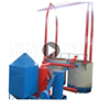 Gold supplier Smokeless Hard Wood Charcoal Making Machine Furnace Kiln Machine to Making BBQ Charcoal