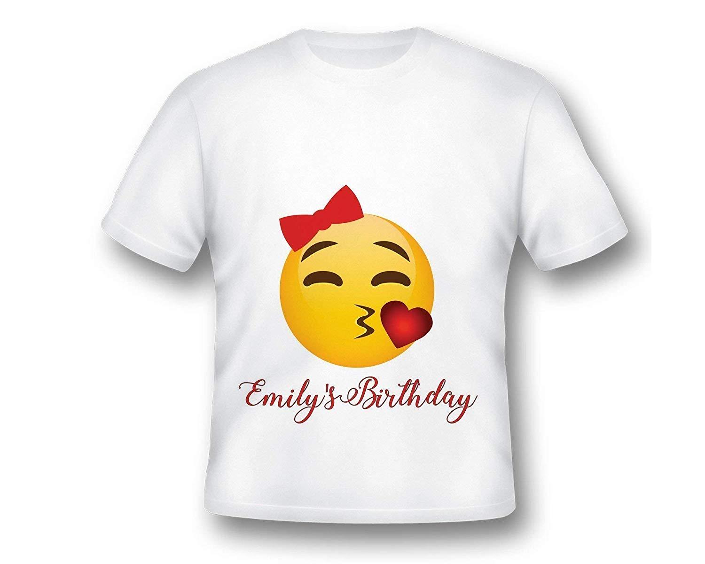 Custom Emoji Birthday T-Shirt, Emoji Tee Shirt, Printed Emoji Shirt, Emoji Birthday Shirt, Emoji Birthday Party Shirt, Emoji Birthday, Custom Emoji Birthday, Emoji Birthday Party, Emoji Party