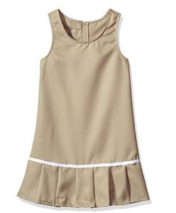 School Uniform Factory custom wholesale school pinafore dress