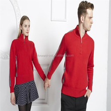 wool/cashmere/model blended fashion couple pullover sweater