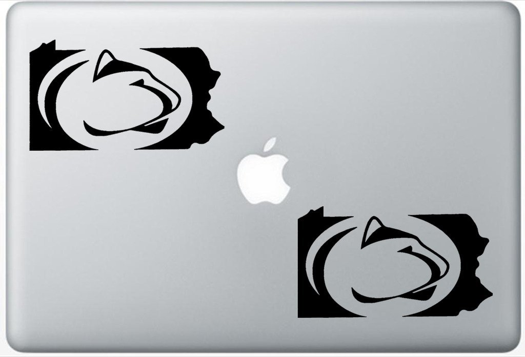 Buy Penn State Cutout Decal Made Of Premium Flashdecals2079 Set Of