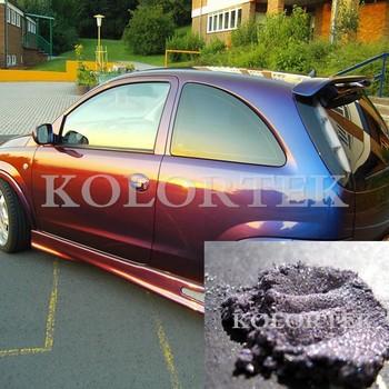 Car paint colour changing auto color change coating for Car paint color changing