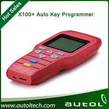 Handheld Original X-100+ X100 Plus Auto Key Programmer With full and strong database for the most important vehicle makes