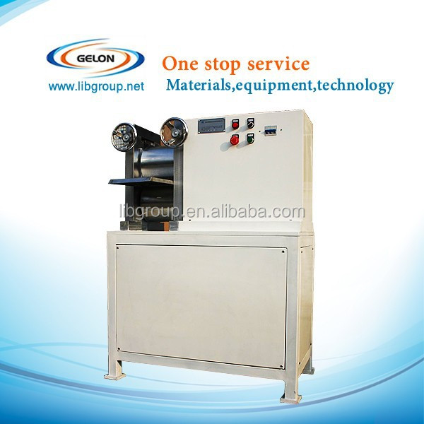 Pressure Controlled Electric Rolling Machine battery plate rolling press machine