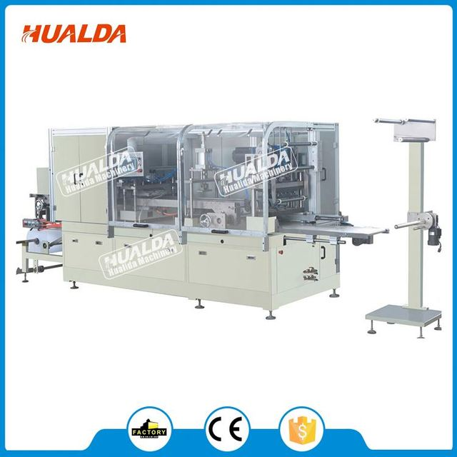 Special Automatic Lid/Tray/Cover thermoforming machine for Plastic PP Material