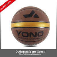Factory Wholesale New Mini Mol ten YONO PU Basketballs for Sale Custom Leather Basketballs ball YN-814 Cheap Price