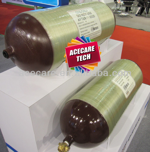 HOT SALE! CNG Composite Cylinder for vehicle, CNG Type 2 Cylinder CNG steel tank for car-20Mpa