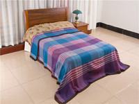 100%wool Blankets Bed Throws/shawl