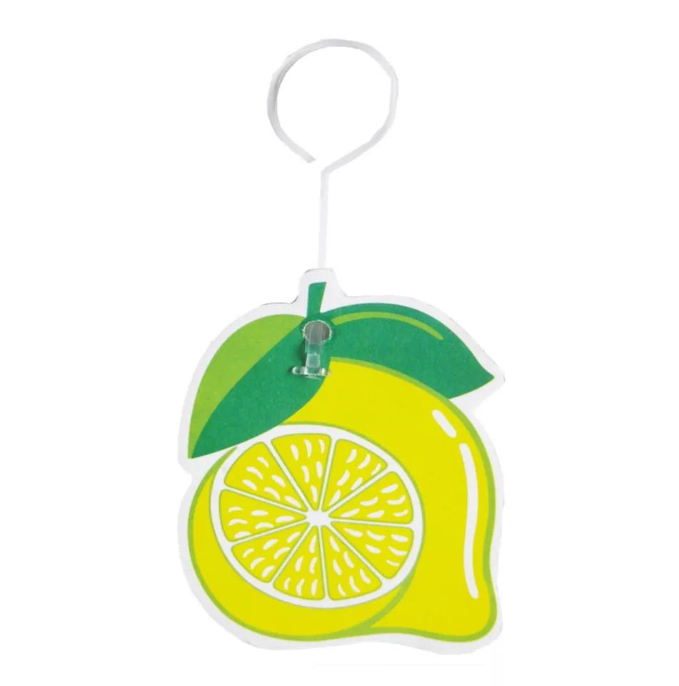 High Quality Custom Logo Hanging Car Paper Air Freshener for Sale