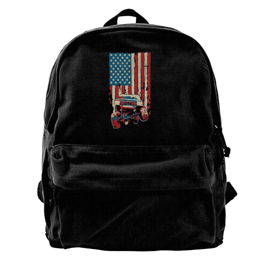 American Flag Jeep Grand Cherokee ZJ Camping Bag Lightweight
