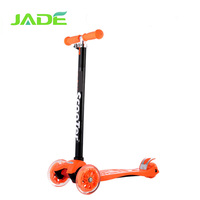 Factory Wholesale Folded 4 Wheel Kids Kick Push Scooter for Sale