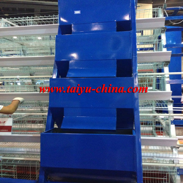Taiyu Battery cage for poultry birds