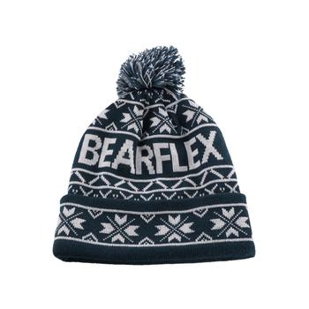 custom pom pom wholesale crochet baby cotton animal beanie hat with ear  flaps a8f0c5e4180