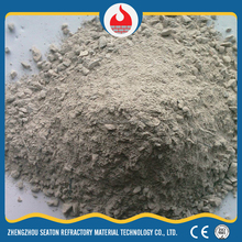High quality low cement refractory castable material