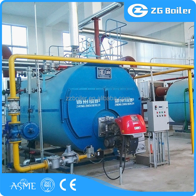 AS standard boielr producer offering gas and oil fired thermal oil boiler price