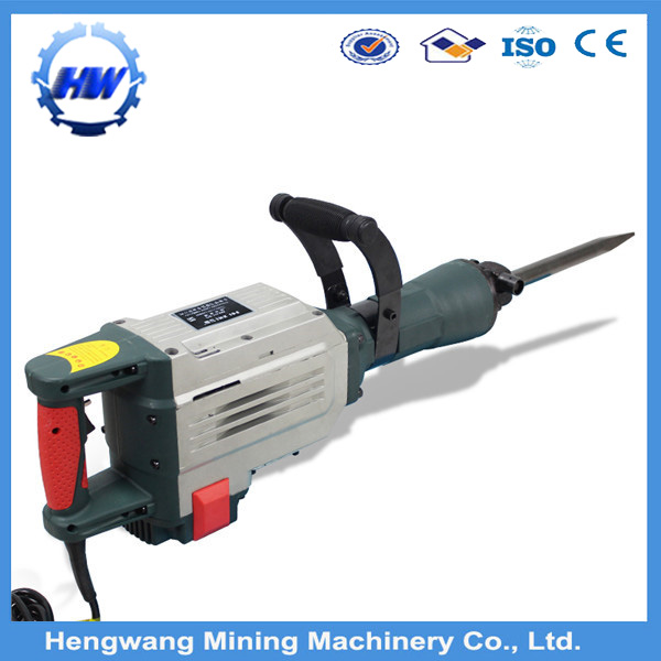 used jack hammer sale, electric demolition hammer, drilling hammer 65MM