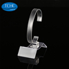 TCHC 999 New Arrived Polycarbonate Watch Display Stand Acrylic Luxury Watch Stand Holder