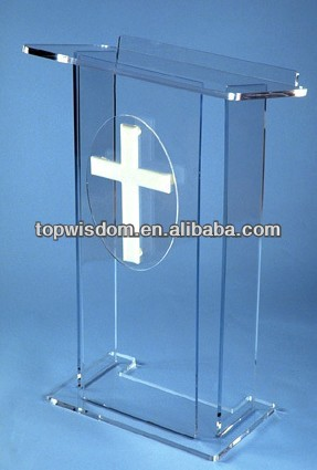 Acrylic Church Pulpit Designs