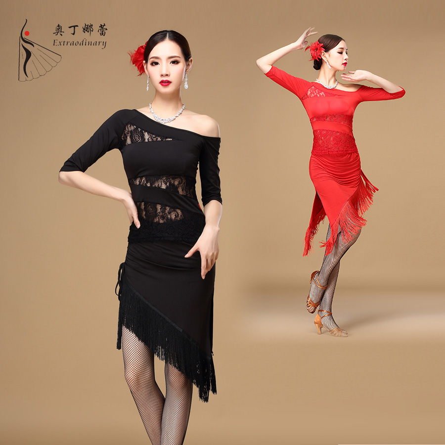 OEM Professional Latin Dance Dress Cheap for Women