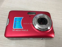 gift digital camera promotion 18MP CMOS 2.7 inch cameras 6X optical zoom,4X digital zoom DC-k711C
