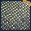 fashion noble quality 2/3/4/5mm Diamond sheet trimming chain roll rhinestones embellishments for cocktail dresses 10yards/roll