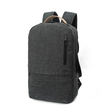 The new backpack 대 한 men's 방수 <span class=keywords><strong>노트북</strong></span> laptop backpack 대 한 men simple business travel backpack