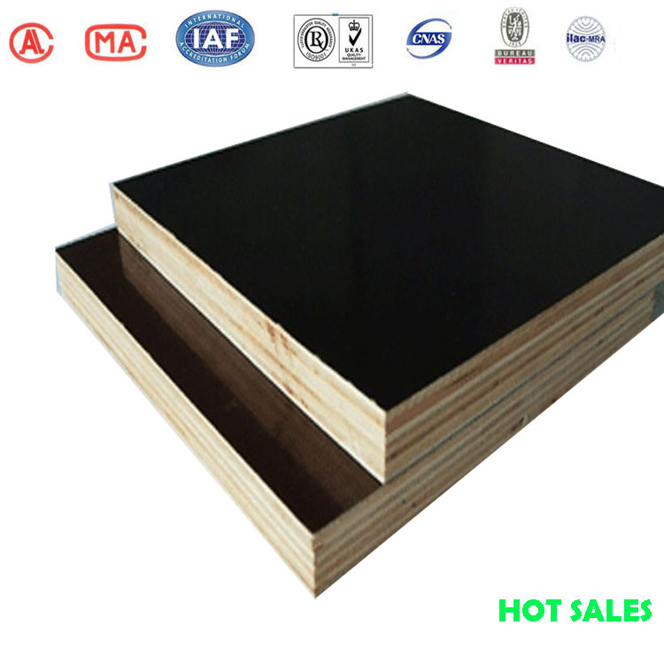 GIGA 18mm black film faced concrete film faced plywood form ply