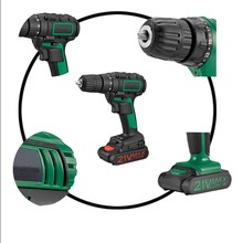 20 V cordless power elettrica impact drill tool <span class=keywords><strong>kit</strong></span>