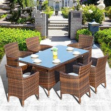 Eco-friendly Cost Effective bali rattan outdoor furniture