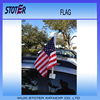 USA Custom polyester car window flag