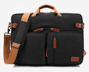 3 in 1 Computer Case Laptop Carry Bag Office Designer 15.6 Inch Waterproof Men Custom With USB Charger Business Felt Laptop Bag