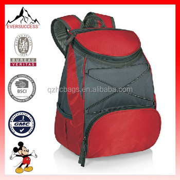 Thermal Food Carrier Bag Insulated Cooler Backpack
